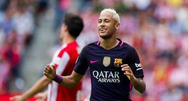 Neymar y Javier Mascherano renuevan con el Barcelona