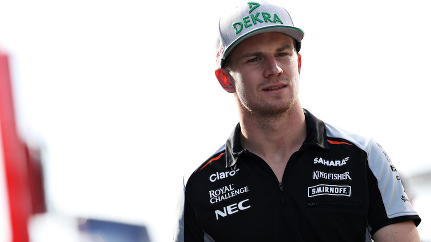 Nico Hulkenberg se va de Force India