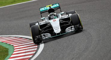 Nico Rosberg se queda con la Pole Position en Japón
