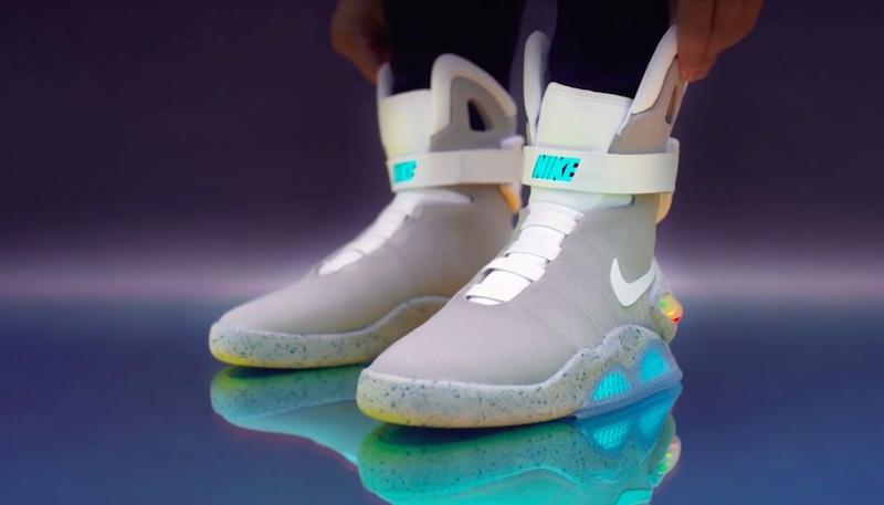 ¡Los tenis de Back To The Future son una realidad gracias a Nike!