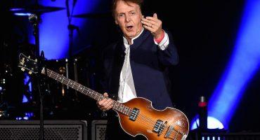 "Paul McCartney y Rihanna tocan ""FourFiveSeconds"" en Desert Trip"