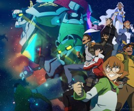 Personajes de Voltron