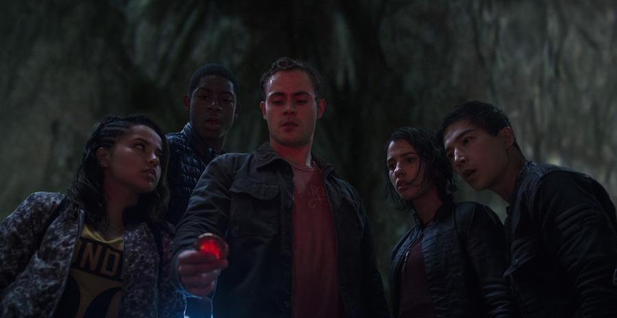 Los nuevos Power Rangers