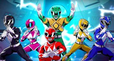 Los Power Rangers originales regresarán en un nuevo juego