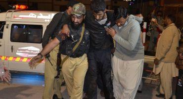 Ataque terrorista en Pakistán deja al menos 60 muertos y 120 heridos