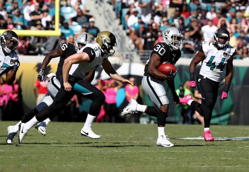Raiders gana semana siete