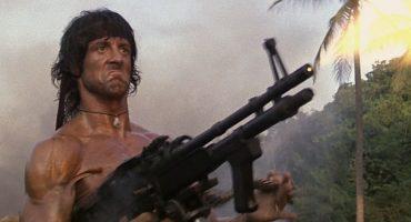 Preparen sus armas, porque un reboot de Rambo está en camino
