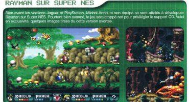 Reaparece una versión de Rayman para el SNES