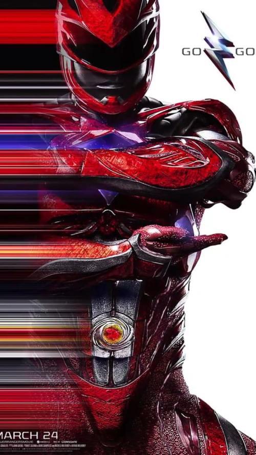 red-ranger-poster