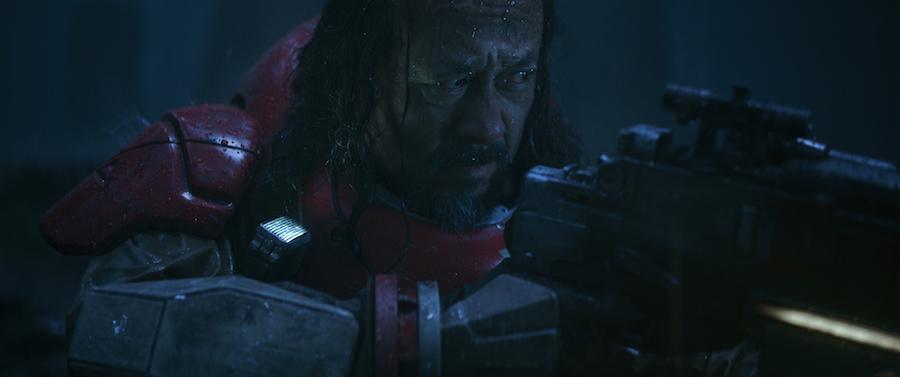 Jiang Wen en Rogue One