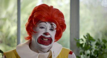 La aparición de espeluznantes payasos ya afectó a Ronald McDonald