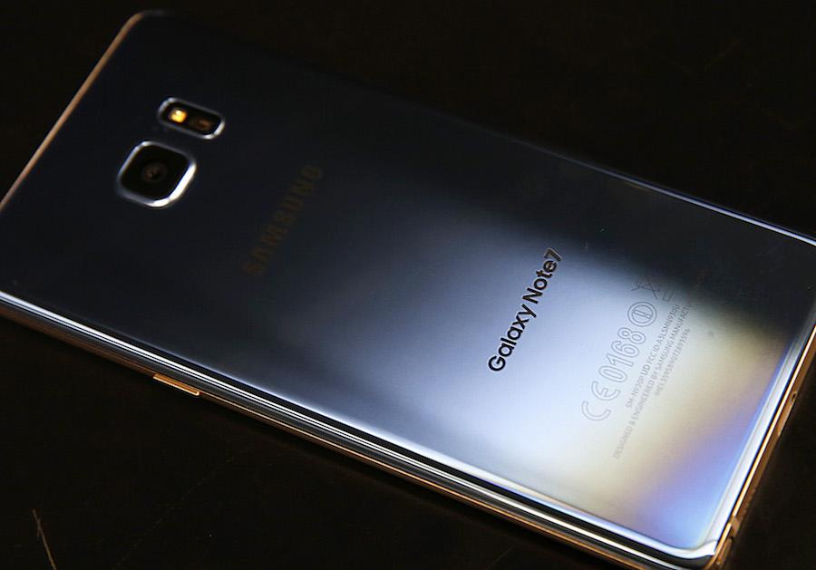 Los aeropuertos confiscarán tu Samsung Galaxy Note 7 si tratas de volar con él