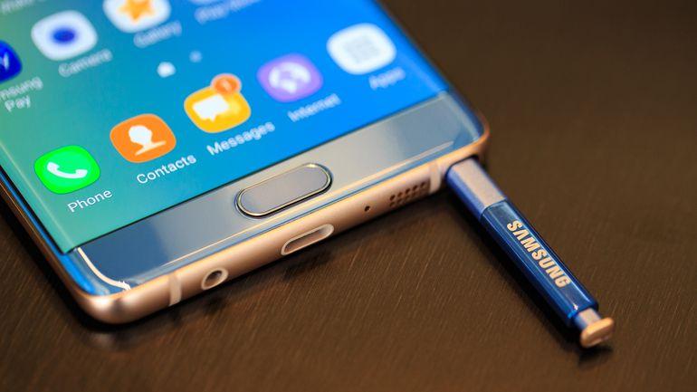 Samsung comparte detalles para reemplazo del Galaxy Note7 en México
