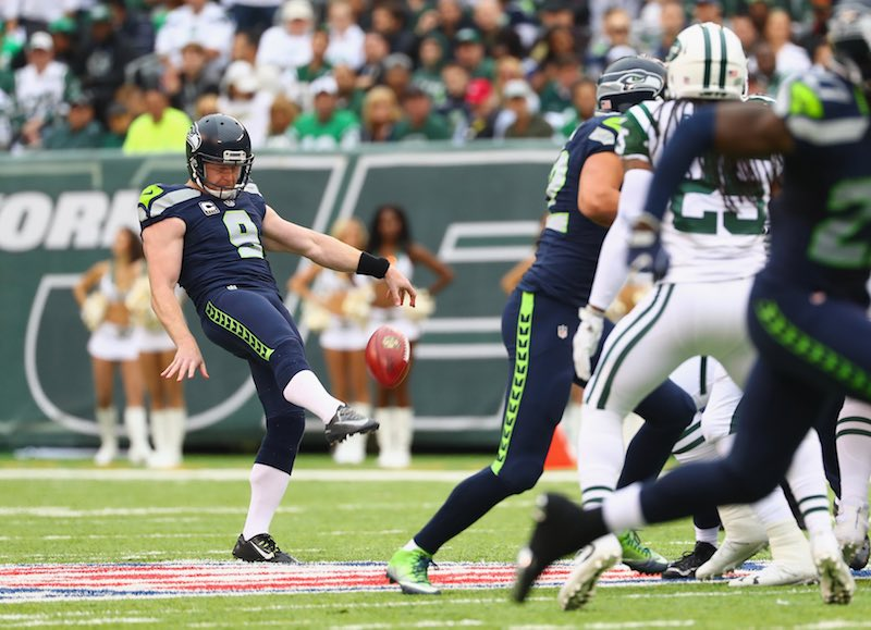 Seattle Seahawks versus New York Jets