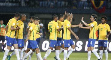 La selección brasileña vuela alto y recupera el liderato en Sudamerica