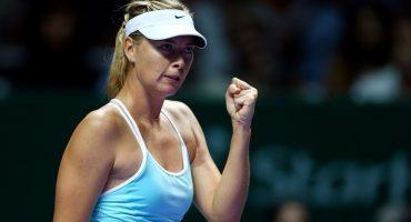 El TAS reduce a 15 meses la suspensión de Maria Sharapova
