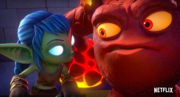 Skylanders tendrá una serie animada y aquí está el trailer
