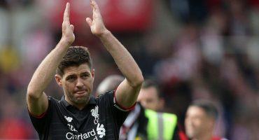 Steven Gerrard anuncia su retiro del fútbol profesional