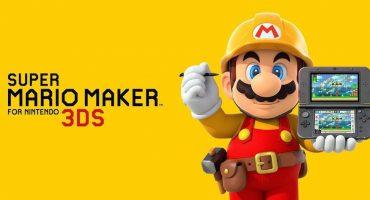 Lleven a todos lados sus niveles con Super Mario Maker 3DS