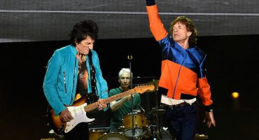 Vean a The Rolling Stones tocar 'Come Together' de The Beatles