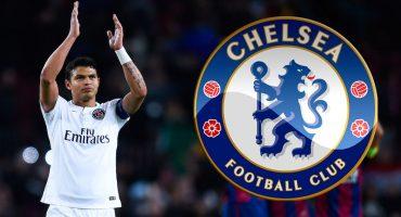 Thiago Silva está en la mira del Chelsea