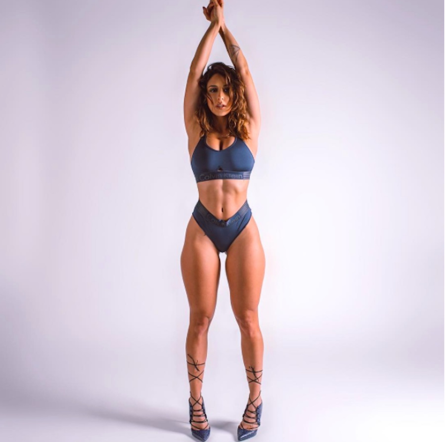 Tianna Gregory - Fitness
