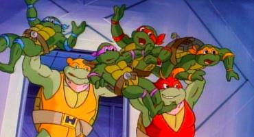 ¡Las figuras mash-up de las Tortugas Ninja y la WWE están 'Cowabunga'!