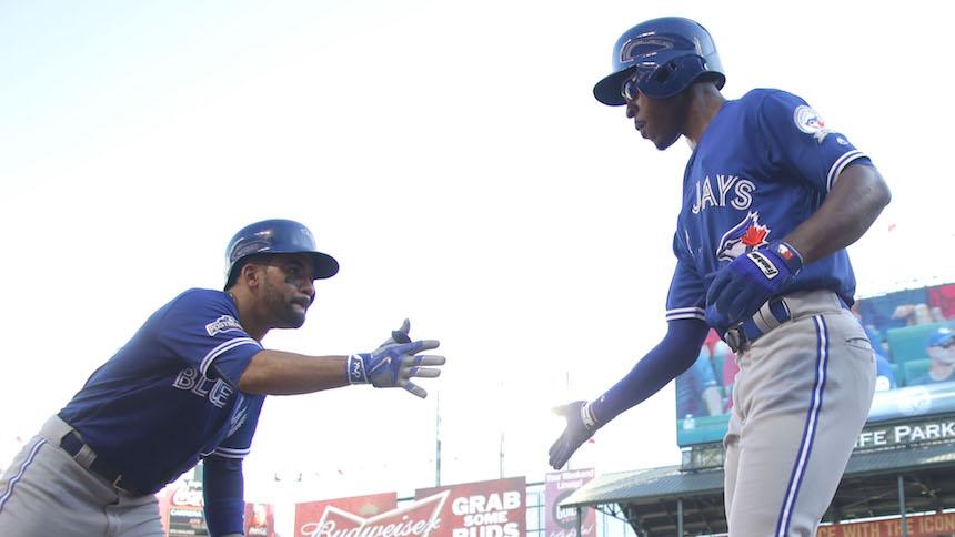 Toronto Blue Jays se quedan con el primero de la serie ante Texas Rangers