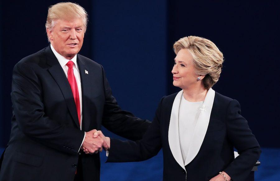 Debate Hillary Clinton - Donald Trump.