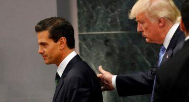 Podría haber reunión EPN-Trump... pero dependerá de avances del TLCAN
