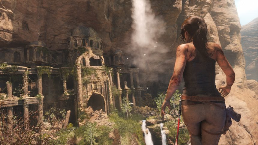 Rise of the Tomb Raider 2