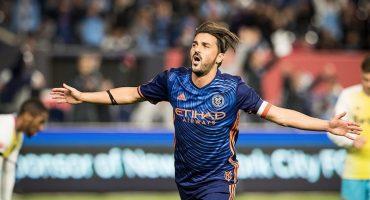 David Villa podría llegar al futbol mexicano para jugar con el Necaxa