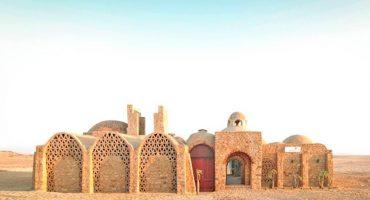 Esta es la primer villa que usa al sol como principal fuente de energía