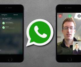 Videollamadas WhatsApp Portada