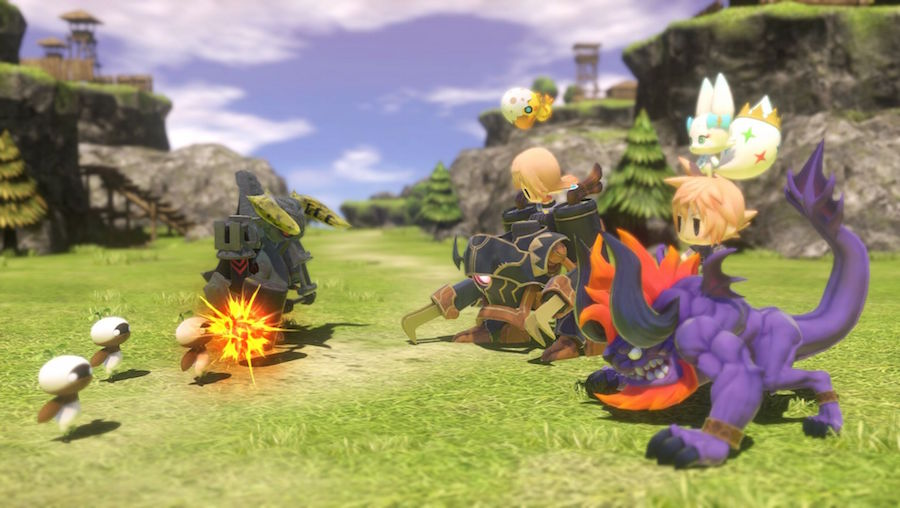 World of Final Fantasy 2