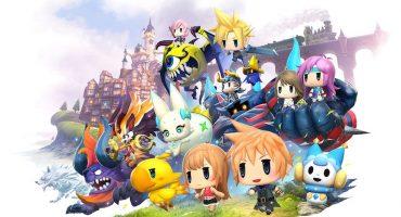 El demo de World of Final Fantasy se encuentra a la vuelta de la esquina
