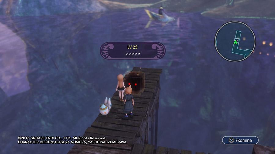 World of Final Fantasy Murkrift