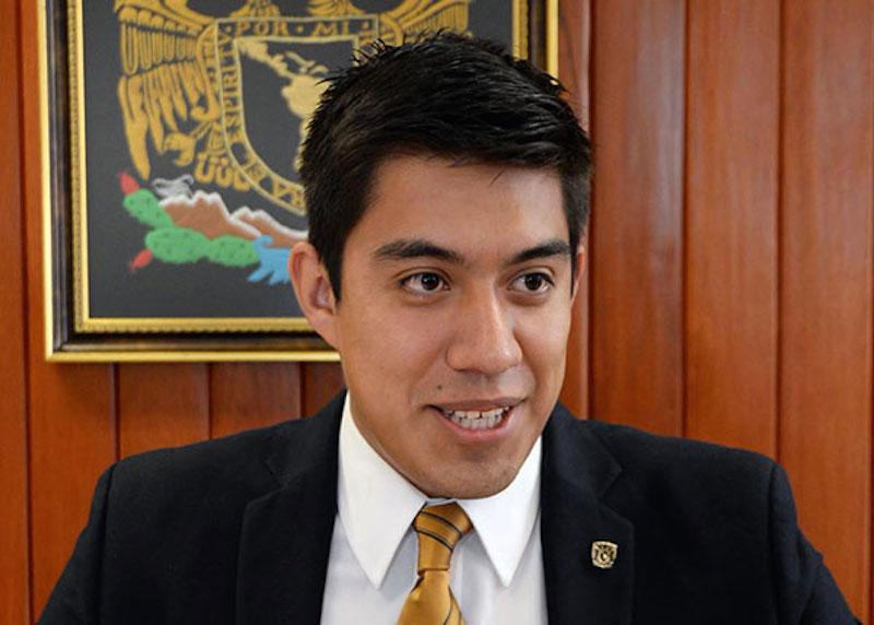 UNAM Yair Piña