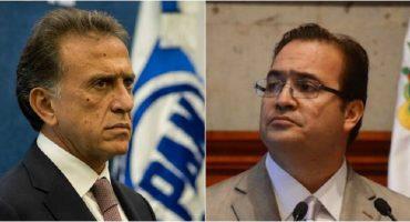 Duarte no será perdonado… si lo liberan, Fiscalía de Veracruz lo espera: Yunes