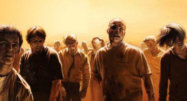 ¡¡¡Zombis, zombis y con un demonio, más zombis!!!