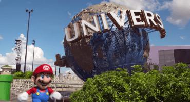 Mario y compañía están listos para llegar a los Estudios Universal
