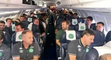 Autoridades brasileñas obligaron al Chapecoense tomar su vuelo