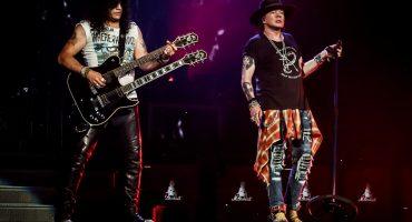 OJO ¡Guns N' Roses está planeando nuevo disco!