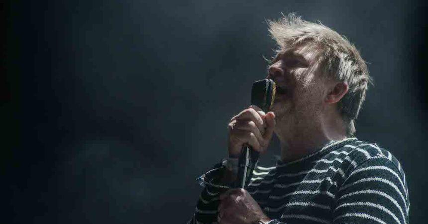 LCD Soundsystem cierra el Corona Capital 2016.