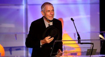 Hockey:  el amor frustrado de Leonard Cohen