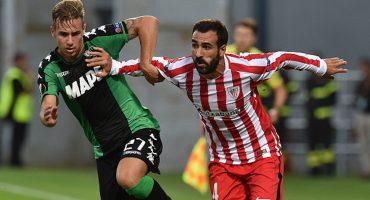 ¡Epic Fail! Checa el increíble autogol del Athletic de Bilbao en Europa League