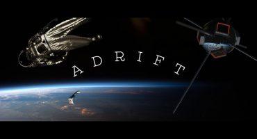 Project Adrift: Convirtiendo la basura en arte espacial