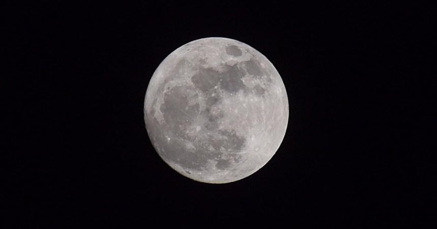 Super Luna de Noviembre en México