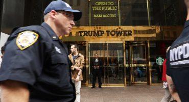 La Trump Tower es ahora un sitio de Seguridad Nacional en Estados Unidos