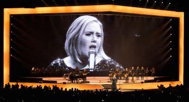 Galería: Así fue el concierto de Adele en el Palacio de los Deportes